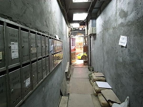 泰山賓館一樓走廊.JPG