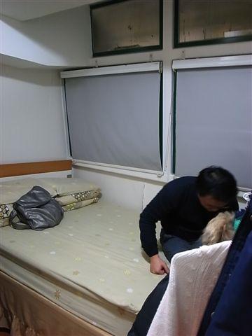 泰山賓館很小的房間.JPG