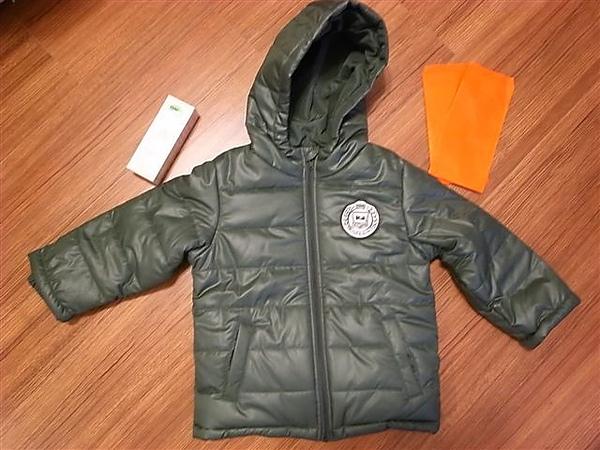 [11M30D]朋友送的外套與娘家的紅包.JPG