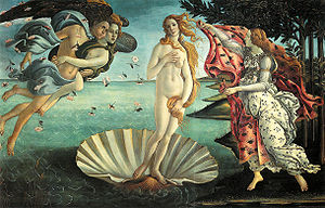 The-Birth-of-Venus