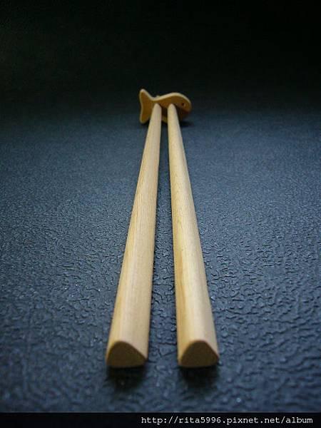 木筷-檜木1