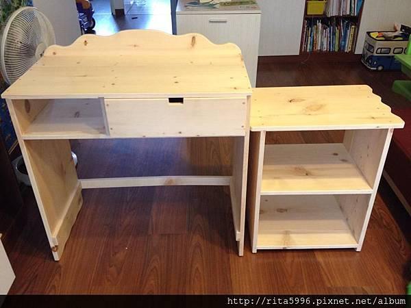 發財桌+櫃