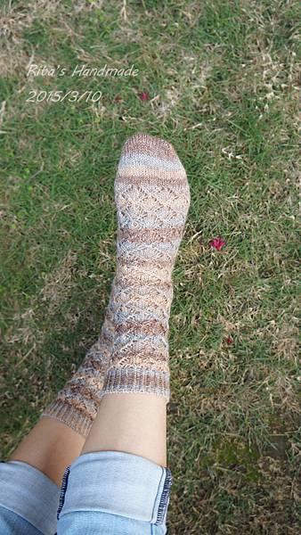 菱格手織襪_20150310-7