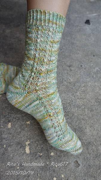 No-018手織襪-5