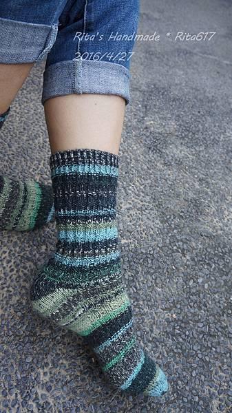 寶石手織襪-波浪-1.JPG