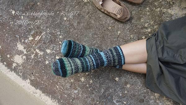 寶石手織襪-波浪-4.JPG
