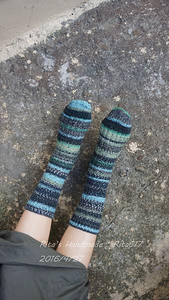 寶石手織襪-波浪-6.JPG