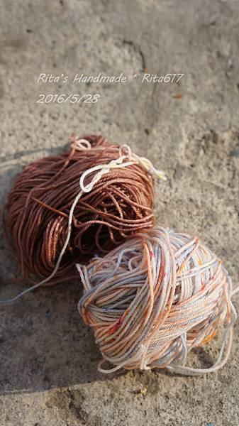 W_028條紋配色襪-1