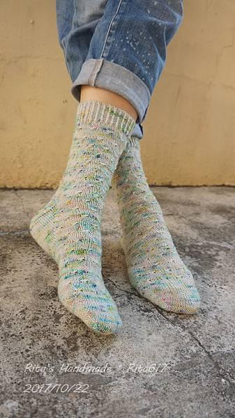 星光閃閃手織襪-10