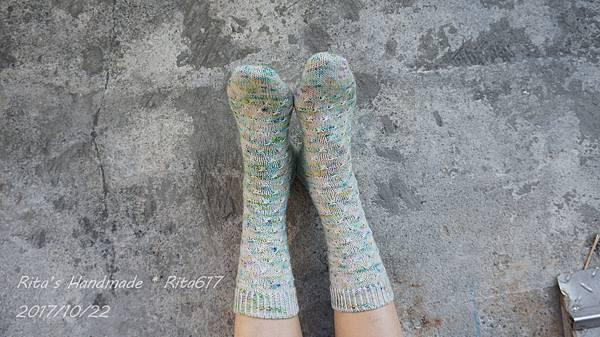 星光閃閃手織襪-12