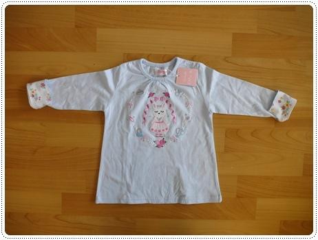 編號233.日本品牌藍兔上衣