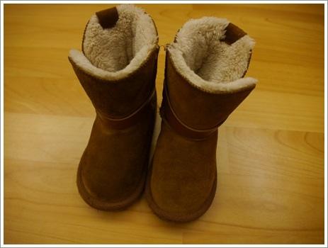編號302.秋冬好搭韓版優質毛料雪靴16cm