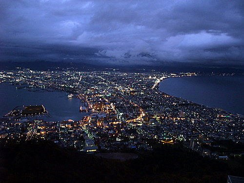 北海道-函館