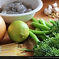 芥藍菜花.檸檬和帕馬森起司 P123