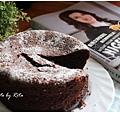 橄欖油巧克力蛋糕