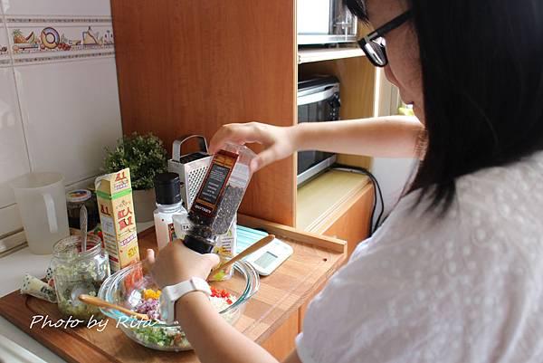 【蔬果派對】甜椒乳酪醬