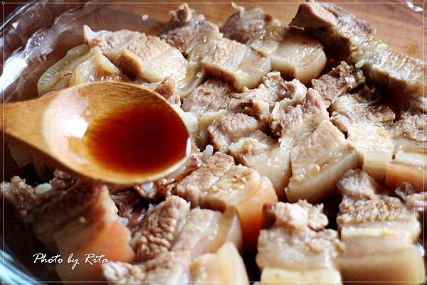 醬燒五花肉