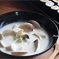 蛤蜊味增湯