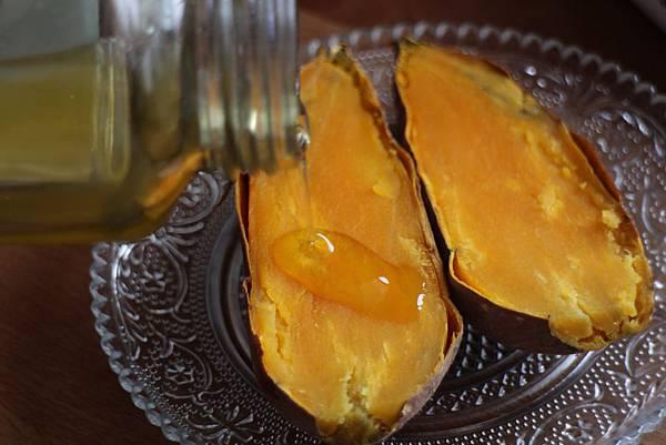蜂蜜鮮奶油地瓜