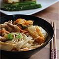 快手韓式泡菜麵