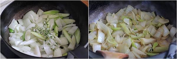 韭蔥馬鈴薯濃湯