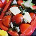 皮埃蒙特烤甜椒