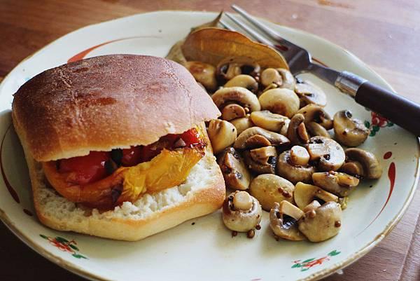 香菜籽蘑菇