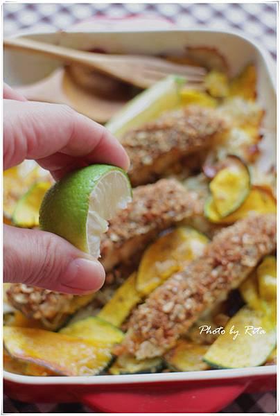 烤劍齒鰈魚