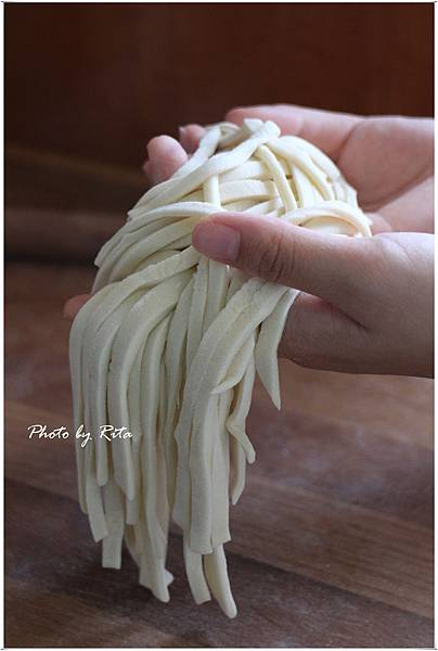 烏龍麵(麵包機)