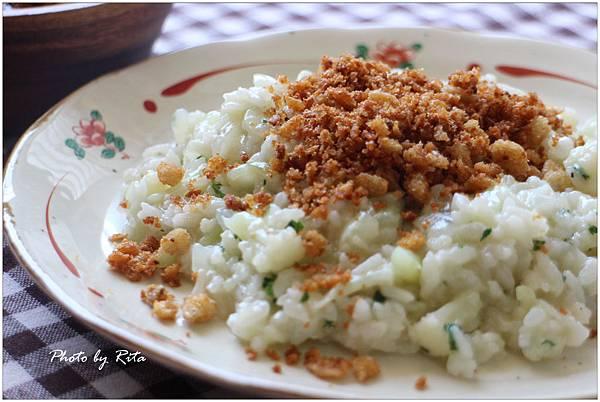 白花椰菜燉飯