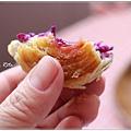 紫玉地瓜酥派