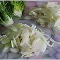 茴香燉飯佐瑞科達乳酪與乾辣椒
