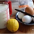 檸檬烤布蕾