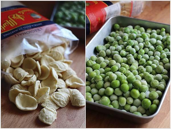 豌豆仁小耳朵麵