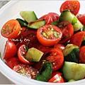 番茄珍珠麥沙拉