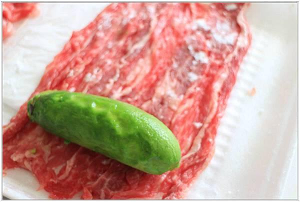 酪梨牛肉捲