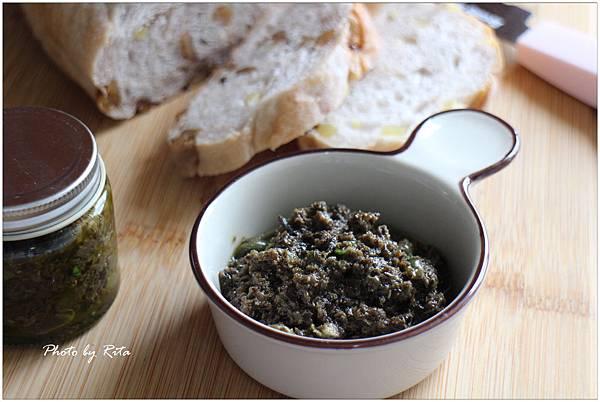 酸豆橄欖醬