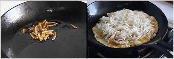 麻油麵線煎
