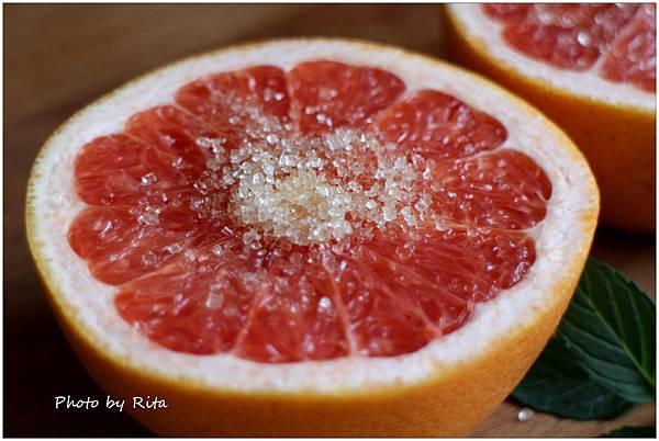 炙烤葡萄柚