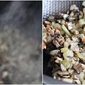 天貝料理~丹貝波特菇漢堡