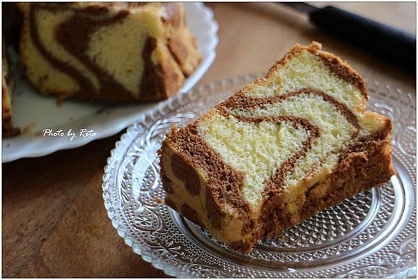 長頸鹿戚風蛋糕