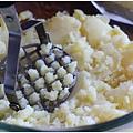 薯泥醬糜佐冬季蘑菇