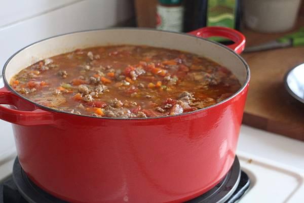 絞肉陶罐派