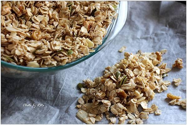 核果雜糧燕麥片