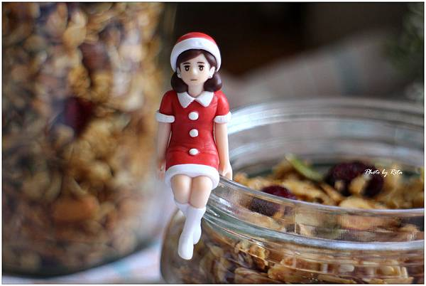 核果雜糧燕麥片&杯緣子