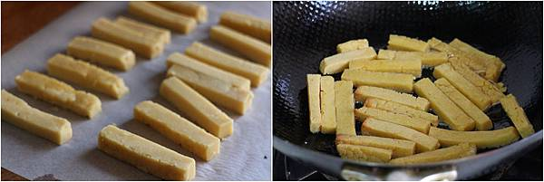 酥脆法式薯條