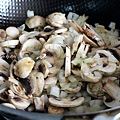 茄汁毛豆蘑菇