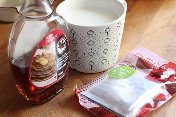 神秘奶香抹茶
