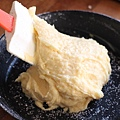 煎鍋水果蛋糕