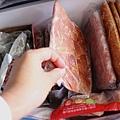 冷凍庫食材收
